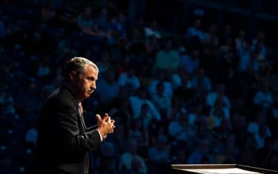 The Rassmuss Foundations bring Thomas Friedman to Chile